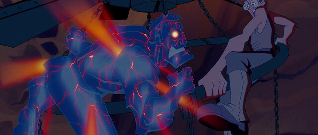 Arbeitsblatt Lunge Full Movie : Image crystal rourke lunges at milo g villains wiki