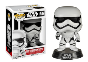 Funko Pop! Star Wars First Order Stormtrooper