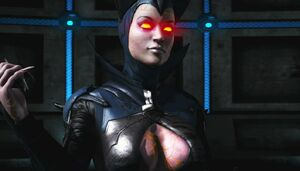 Kitana Empress of the Netherrealm