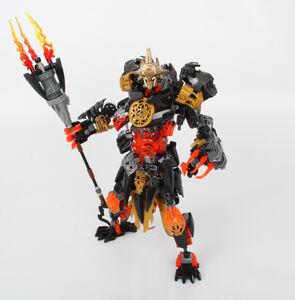 LEGO JTO Makuta Model