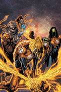 Larfleeze Vol 1 5 Textless