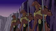 Ophidian Warriors