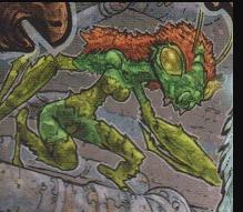 Poison Ivy mutant Mantis
