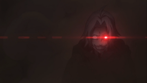 Seidou in shadow