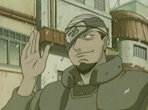 The Head Ninja of Kumogakure