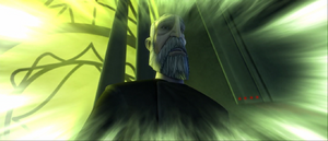 Count Dooku flashback