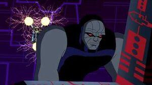 Darkseid takes over Brainiac