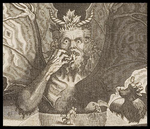 The Devil (Dante's Divine Comedy)