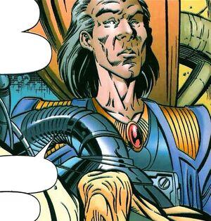 Exiles Vol 1 73 page 21 Major Domo (Mojoverse)