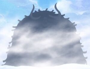 Kaido Anime Silhouette