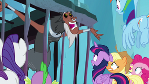 Lord Tirek 'was inspiring!' S8E26