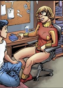 Terra (Dark Multiverse Teen Titans The Judas Contract)