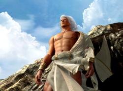 Group of Of War Zeus God