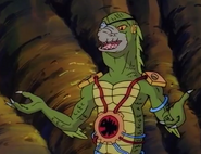 Dr. Paradigm (lizard form)