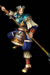 Dynasty Warriors 2 - Zhang Liao
