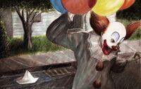 IT the Clown