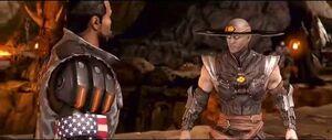 Kung Lao espectro