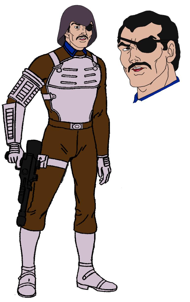 Major Bludd