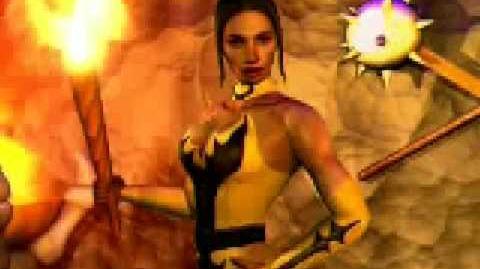 Mortal Kombat Gold Ending - Tanya