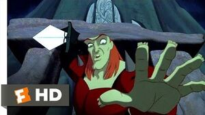 Quest for Camelot (8 8) Movie CLIP - Defeating Ruber (1998) HD