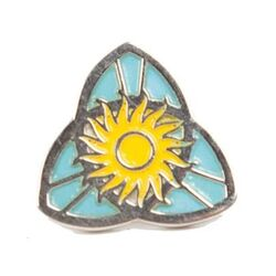 The Fellowship of the Sun Lapel Pin