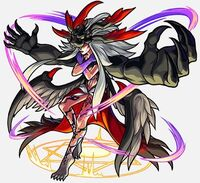 Ultimecia EX Mode Griever (Monster Strike)