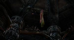 Verona Aleera Dracula ceiling