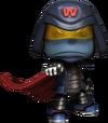 Warden Crumb