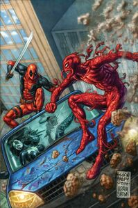 Deadpool vs. Carnage Vol 1 2 Textless