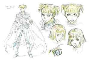 Farnese 2016 Concept Art