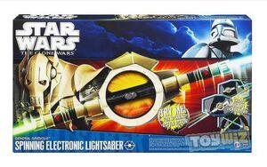 Grievous Lightsaber Toy