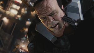 Hammerhead at Gunpoint Spider-Man PS4