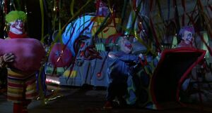 Killer Klowns Parade
