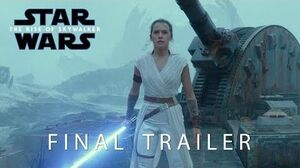 Star Wars The Rise of Skywalker Final Trailer