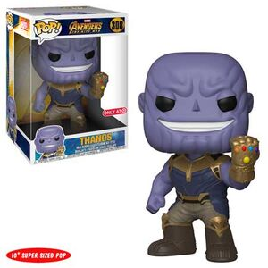 Thanos 10 Inch IW POP