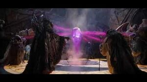 The Dark Crystal Age of Resistance (2019) - Skeksis Opening Scene S1E1 Netflix