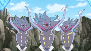 Three Evil Malamar