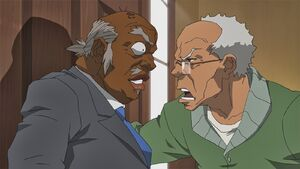 Uncle ruckus in season 4