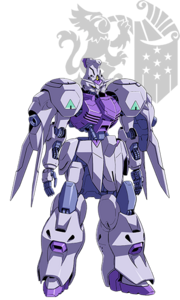 ASW-G-66 Gundam Kimaris (Front)