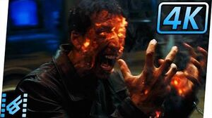 Johnny Blaze First Transformation Ghost Rider (2007) Movie Clip 4K