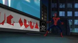 Marvel's Ultimate Spider-Man - Spidey VS Venom Part 2 (Without 4th Wall Break)