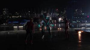 Savitar-confronts-Flash
