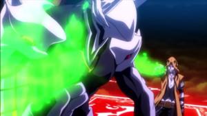 Terumi Strikes Hakumen