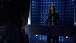Black Siren imprisoned