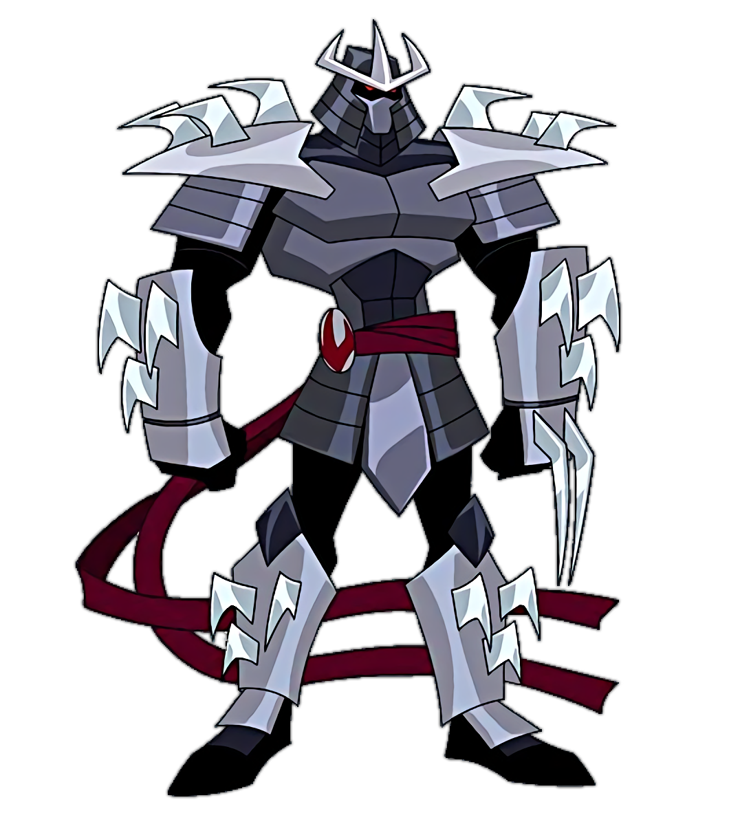 Utrom Shredder Villains Wiki Fandom