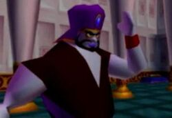 Evil Razoul