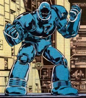 Iron Monger (Stane)