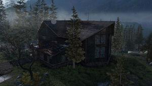 Makarov MW2 Safehouse