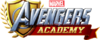 Marvel avengers academy game logo