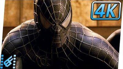 Spider-Man vs Sandman Subway Fight Spider-Man 3 (2007) Movie Clip
